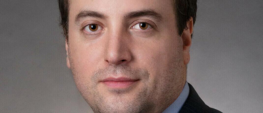 Guillaume Mascotto leitet den Bereich Nachhaltigkeit beim Investment-Haus American Century Investments.