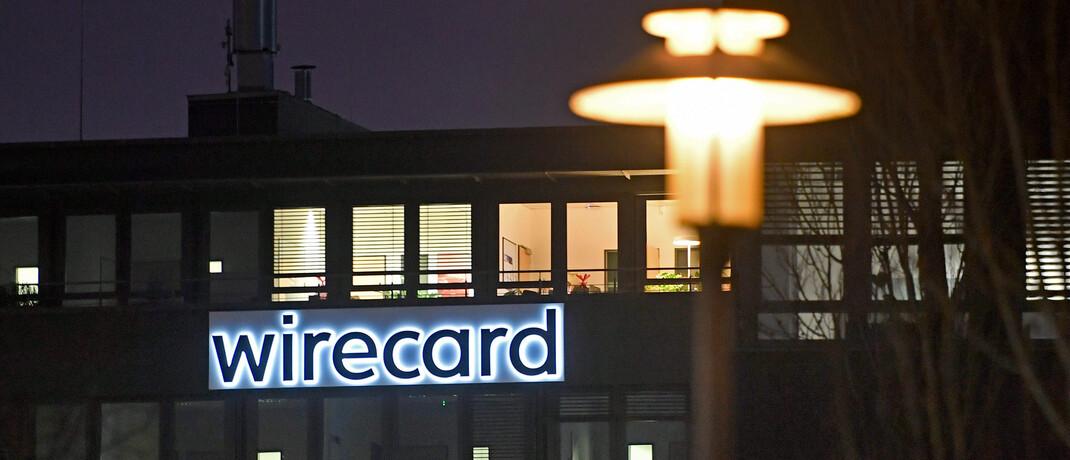 Sitz von Wirecard in Aschheim bei München