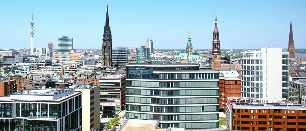 Hamburg, Sitz der Funkgruppe