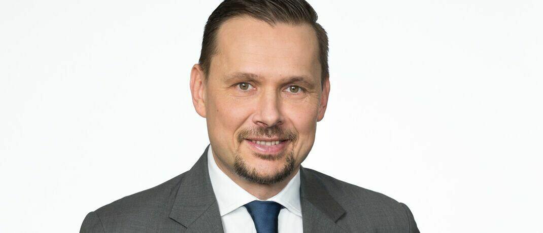 Vertriebsmann Thomas Kraus