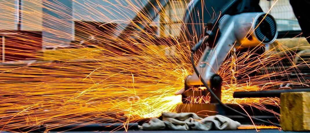 Industriearbeiter