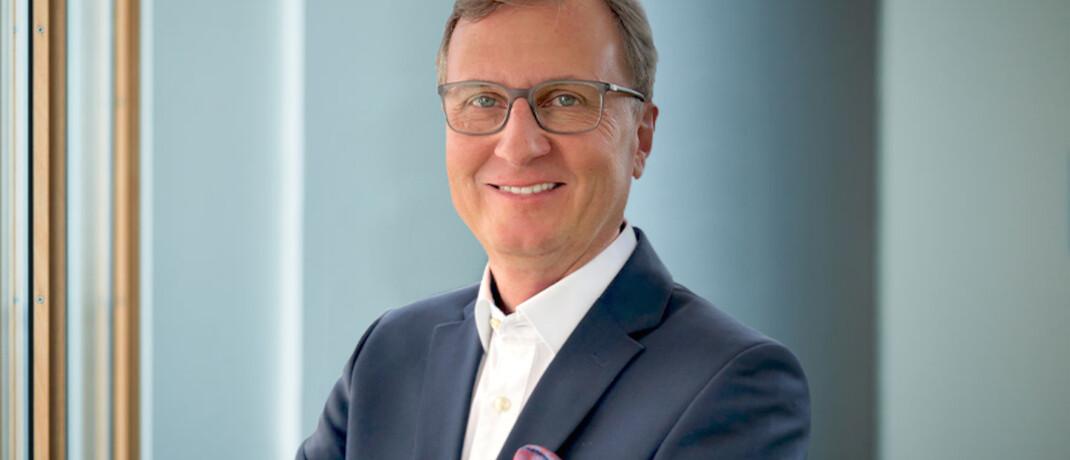 Jörg Bolay, neues Vorstandsmitglied bei der Hamburger Feuerkasse.