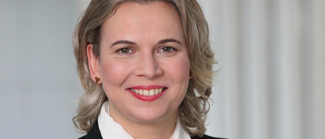 BNY-Mellon-Fondsmanagerin Ilga Haubelt
