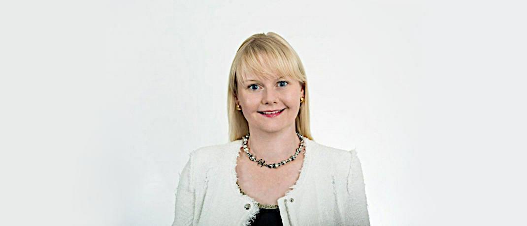 Nachhaltigkeitsspezialistin Martina Macpherson