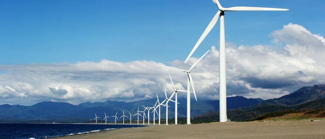 Leuchtturm-Investment Windkraftpark