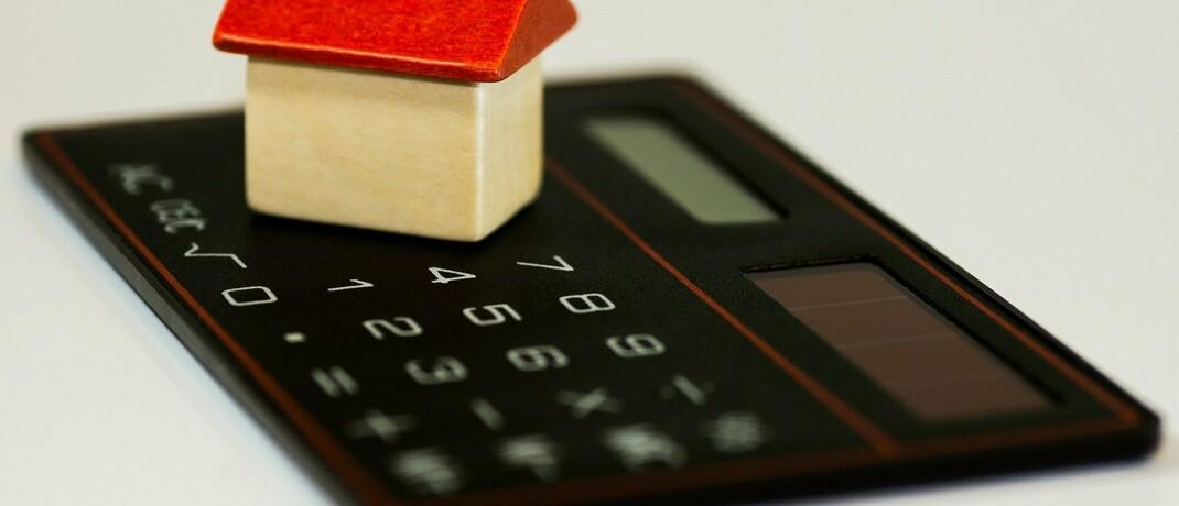 Rechenaufgabe für Immobilienkäufer