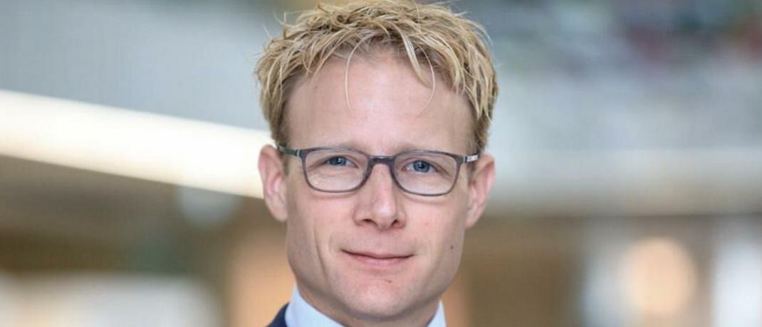 Jacob Vijverberg betreut den Mischfonds Aegon Global Diversified Income