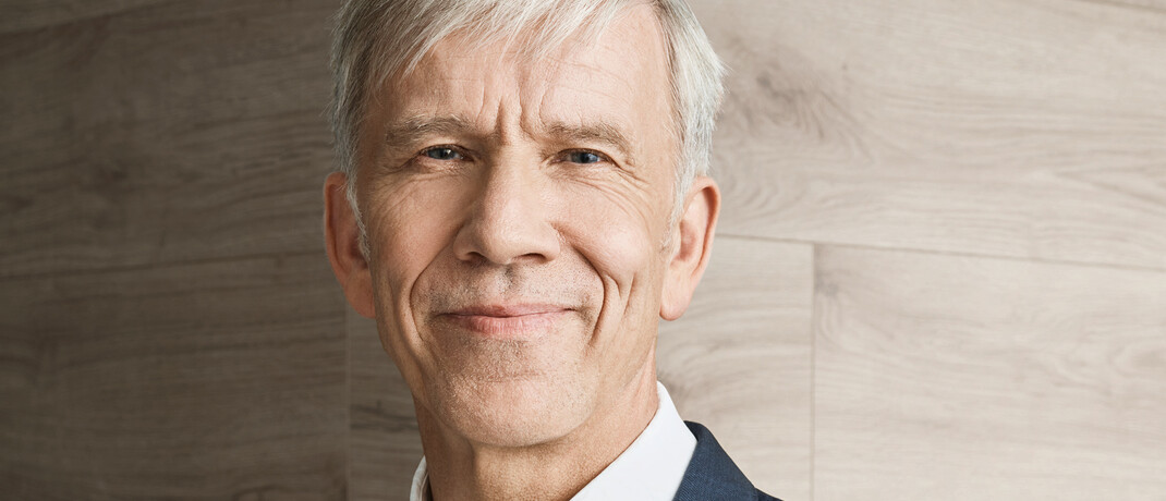 DJE-Vorstand Ulrich Kaffarnik