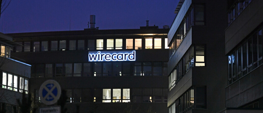 Wirecard-Sitz in Aschheim