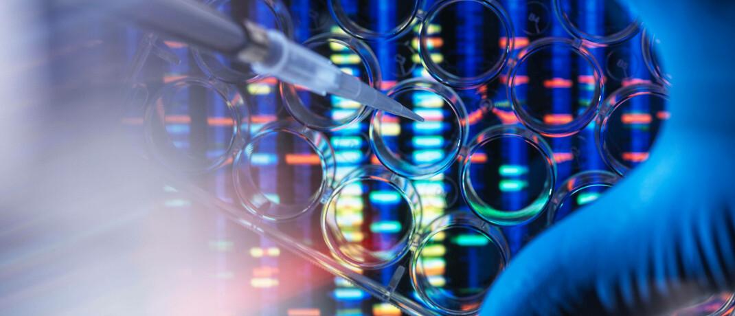 DNA-Analyse (Symbolfoto)