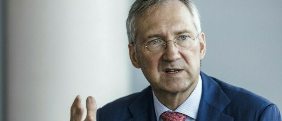 Bert Flossbach, Mitgründer des Kölner Vermögensverwalters Flossbach von Storch: