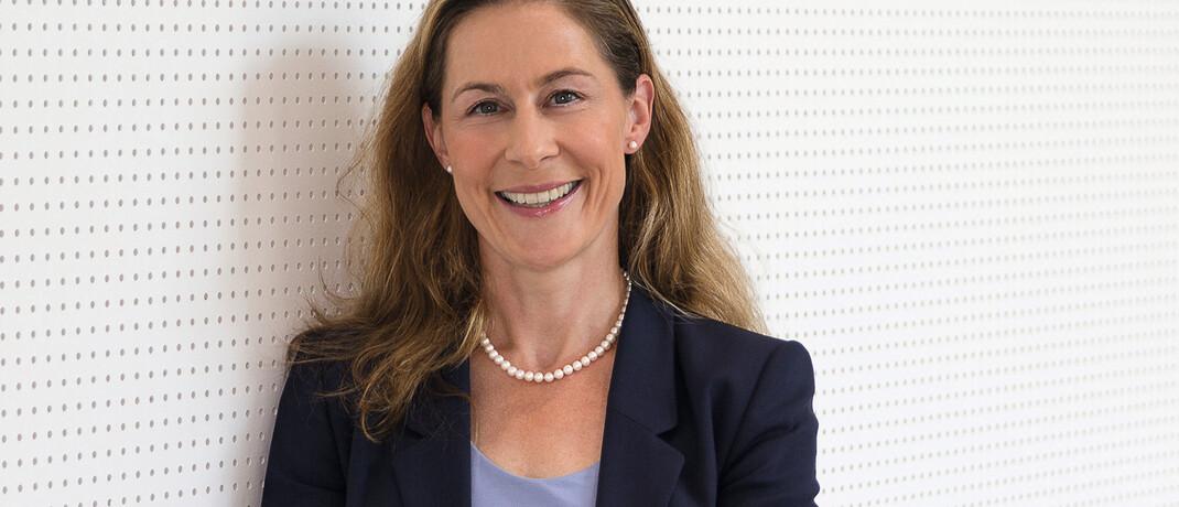 Dachfonds-Chefin Manuela Thies
