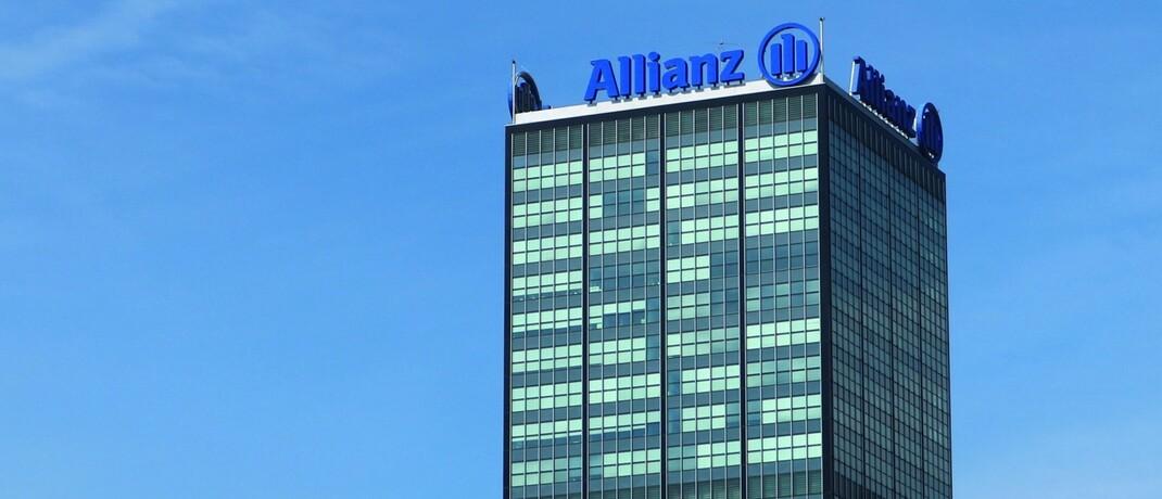 Allianz-Tower in Berlin