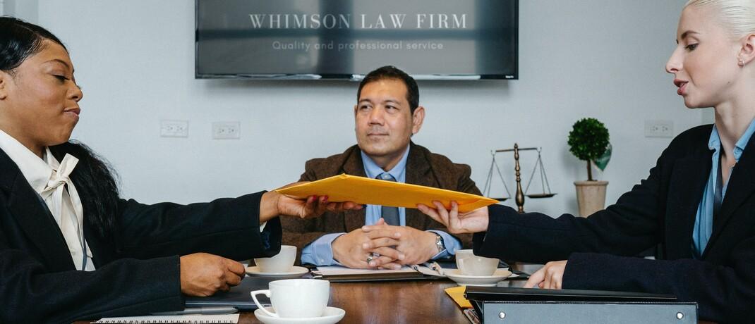 Außergerichtliche Streitbeilegung