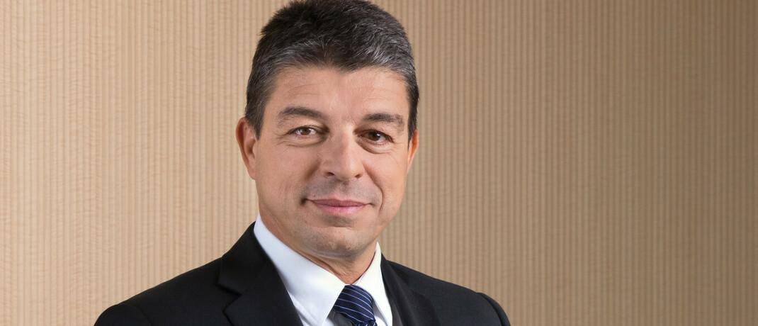 Matteo Germano, Leiter der Multi-Asset-Investmentplattform bei Amundi