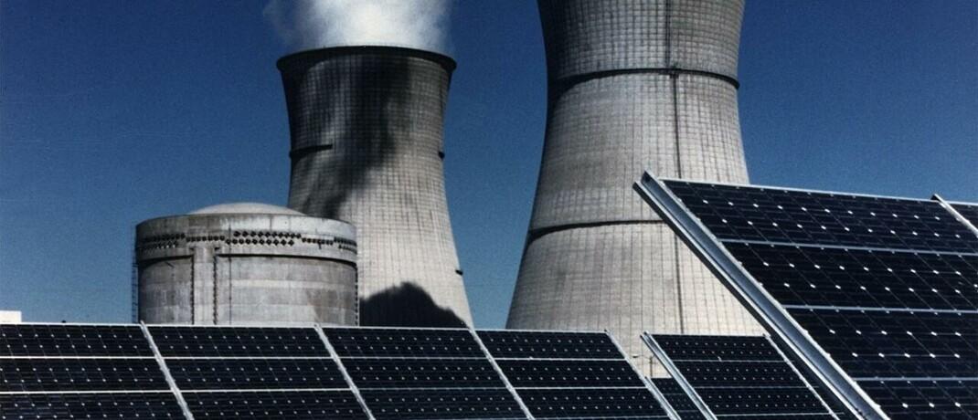 Solarstrom statt Kohlekraft