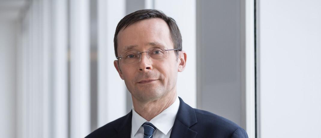 Ulrich Kater ist Chefvolkswirt der Dekabank