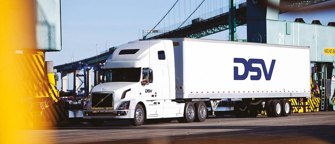 DSV fährt Volvo