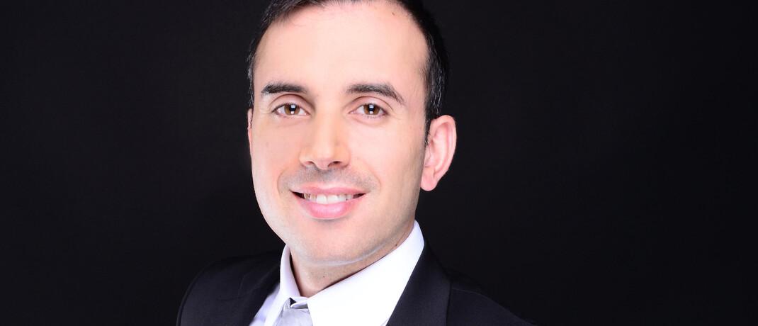 Tarek Saffaf ist Portfoliomanager und Experte für Volatilitätsstrategien