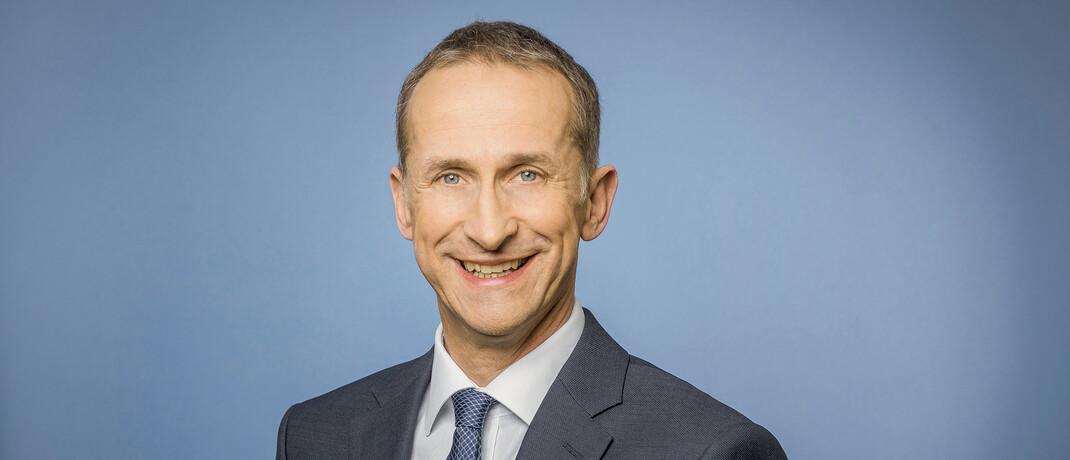 Fondsmanager Klaus Göggelmann, Fisch Asset Management