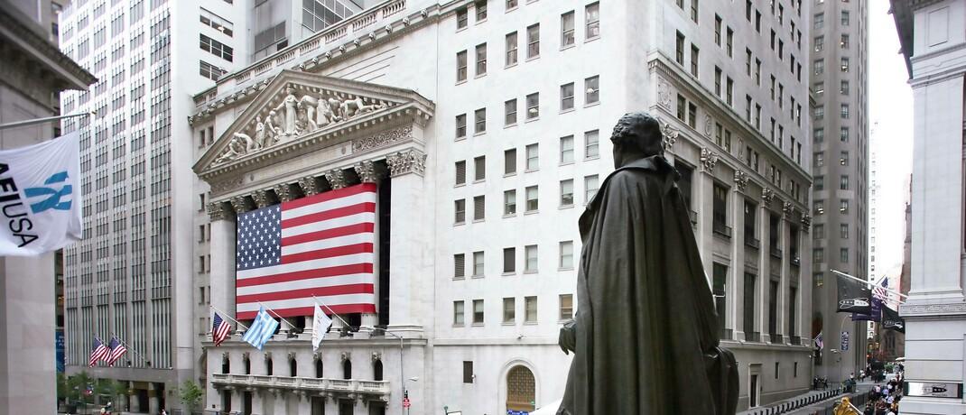New Yorker Wall Street