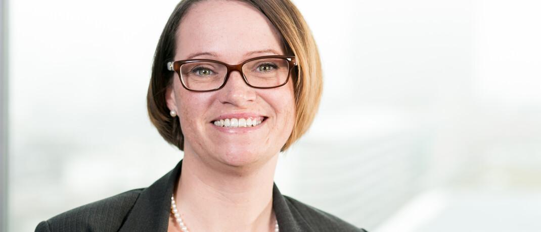Nina Duft, neue Finanzvorständin bei der Janitos Versicherung.