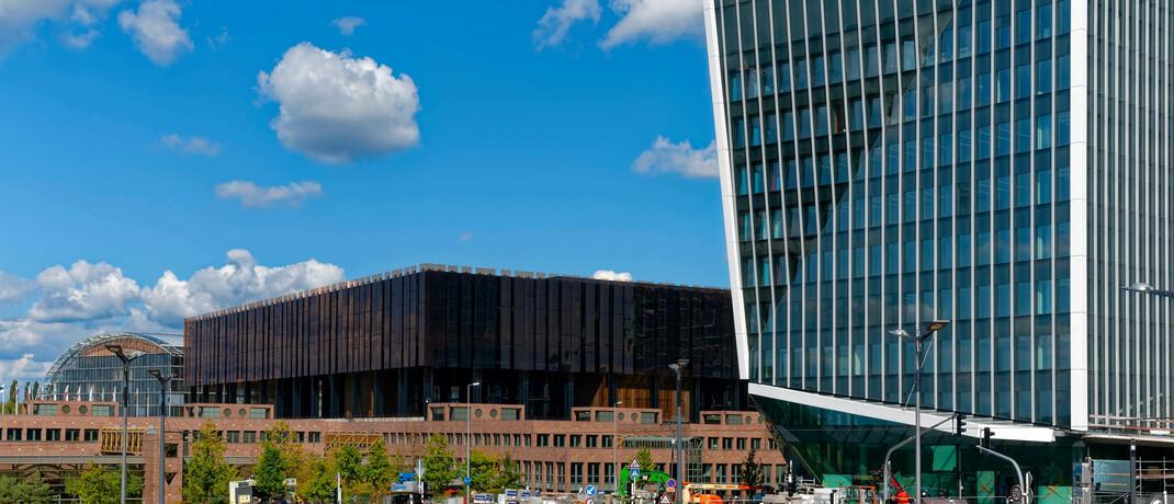 EuGH-Gebäude in Luxemburg
