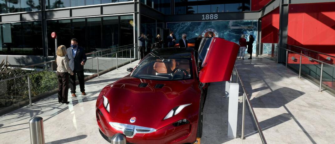 Virtuelle Eröffnung des neuen Fisker-Hauptsitzes in Manhattan Beach