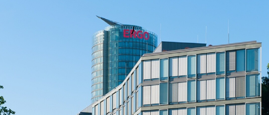 Hauptverwaltung in Düsseldorf