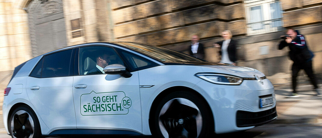 VW geht massiv in die E-Offensive