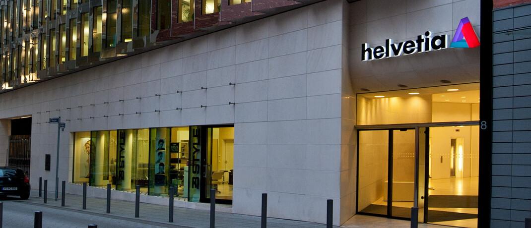 Helvetia-Direktionssitz in Frankfurt