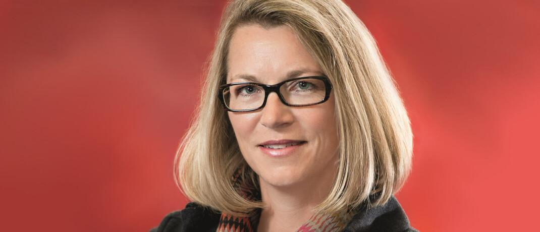 DAI-Chefin Christine Bortenlänger
