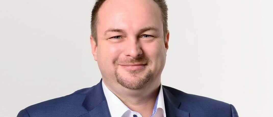 Denis Krumpholz, neuer Senior Vertriebsmanager bei Neodigital.