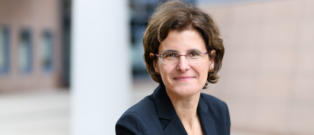 Irene Bertschek leitet den ZEW-Forschungsbereich Digitale Ökonomie.