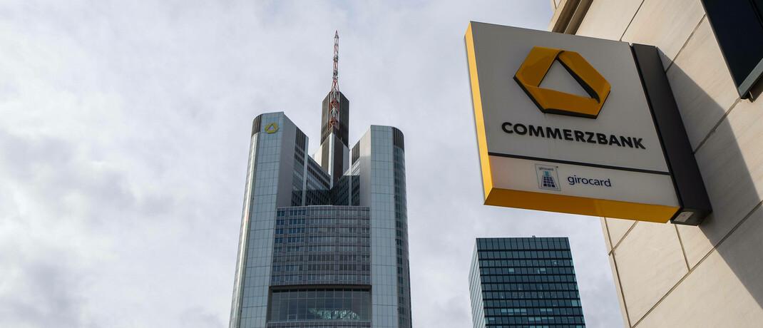 Commerzbank-Gebäude in Frankfurt