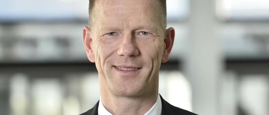 Michael Krebbers, neuer operativer Vorstand der Stuttgarter Versicherungsgruppe.