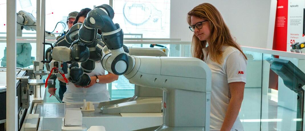 In der industriellen Automation werden die Anwendungen immer leistungsstärker