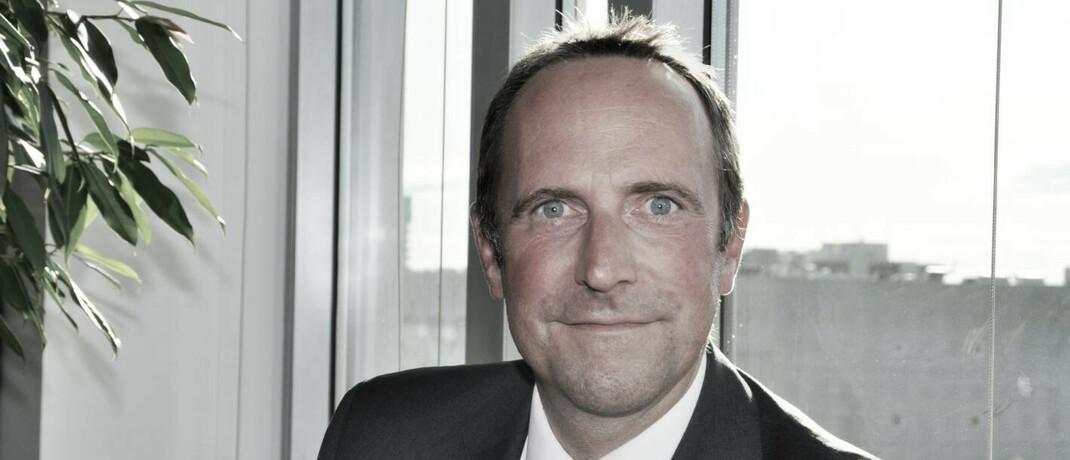 Degussa-Bank-Vorstand Michael Horf