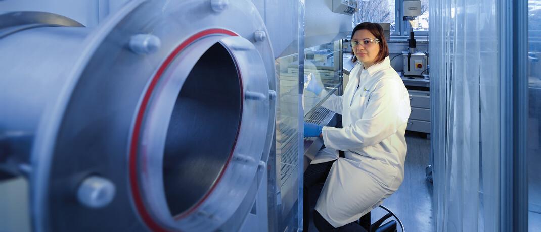 Labor des Münchener Unternehmens Formycon
