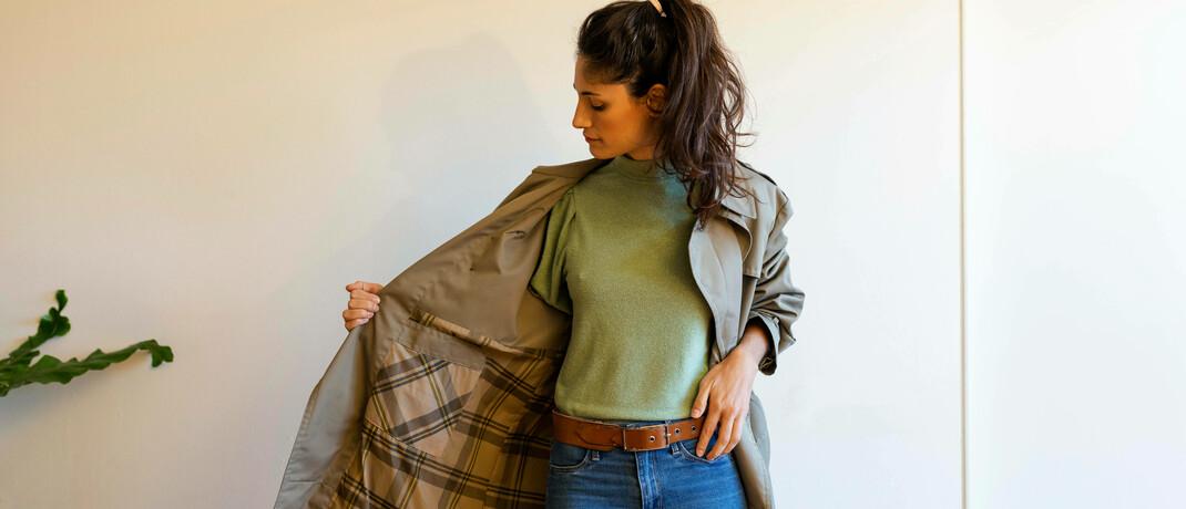 Woher kommt meine Kleidung? Natürliche, nachhaltige, regenerative und unter menschenwürdigen Bedingungen hergestellte Textilien werden für die Konsumenten der Modeindustrie zunehmend wichtiger.