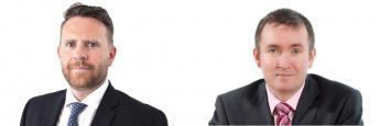 David Ennet (links) und Phil Milburn werden zusammen die Hochzinsfonds Kames High Yield Bond Fund und Kames High Yield Global Bond Fund verwalten.