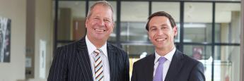 Guido Barthels (links), Portfolio Manager bei ETHENEA Independent Investors S.A. und Yves Longchamp, Head of Research bei ETHENEA Independent Investors (Schweiz) AG