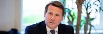 Lars Brandau, Geschäftsführer des Deutschen Derivate Verbands (DDV)