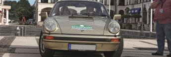 Henning und Delia Rauls nahmen mit ihrem Porsche 911 an der diesjährigen OCC-Küstentrophy in Warnemünde teil