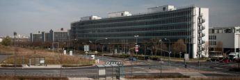Bafin-Liegenschaft in Frankfurt, Sitz der Wertpapieraufsicht/ Asset Management