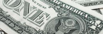 Rückseite des 1-Dollar-Scheins