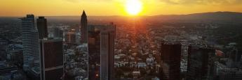 Finanzzentrum Frankfurt am Main