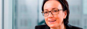 Katja Müller, Bereichsleiterin Sales & Relationship Management bei Universal-Investment