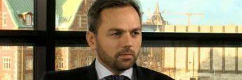 Claus Vorm (Video-Screenshot) managt zusammen mit Robert Naess den Stable Emerging Markets Equity Fund von Nordea