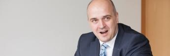Oliver Kieper, Vorstand und Gesellschafter des Hamburger Maklerpools <a href='http://www.nfs-netfonds.de/' target='_blank'>Netfonds</a>